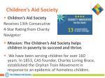 children s aid society