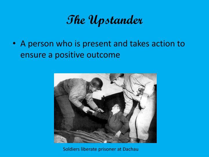 The Upstander