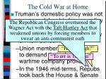 the cold war at home1
