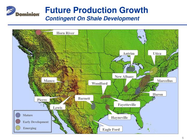 Future Production Growth