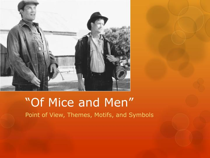 essay on foreshadowing in of mice and men