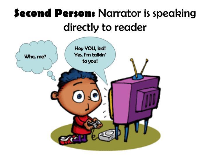 Second Person: