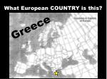 what european country is this4