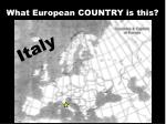 what european country is this6