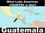 what latin american country is this5