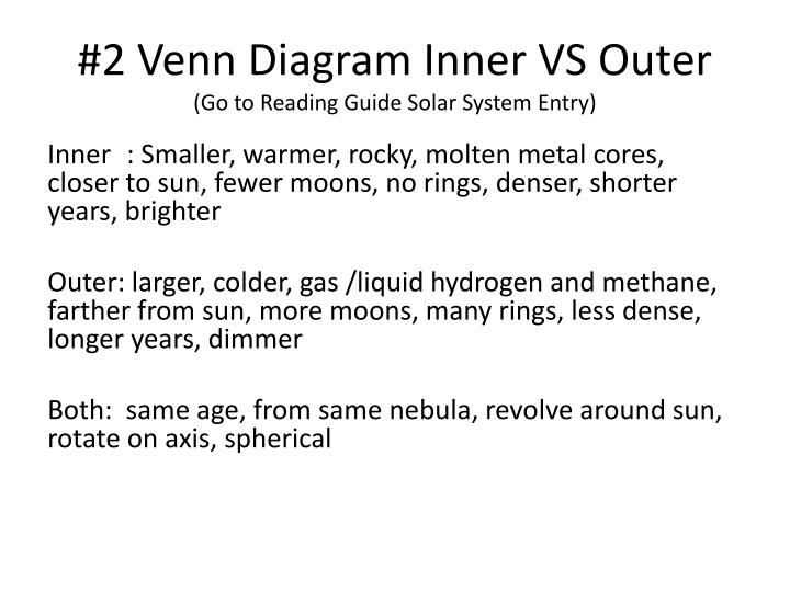 #2 Venn Diagram Inner VS Outer