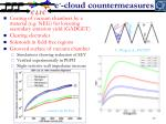 e cloud countermeasures
