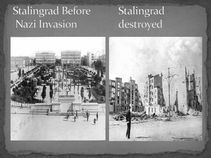 Stalingrad BeforeStalingrad