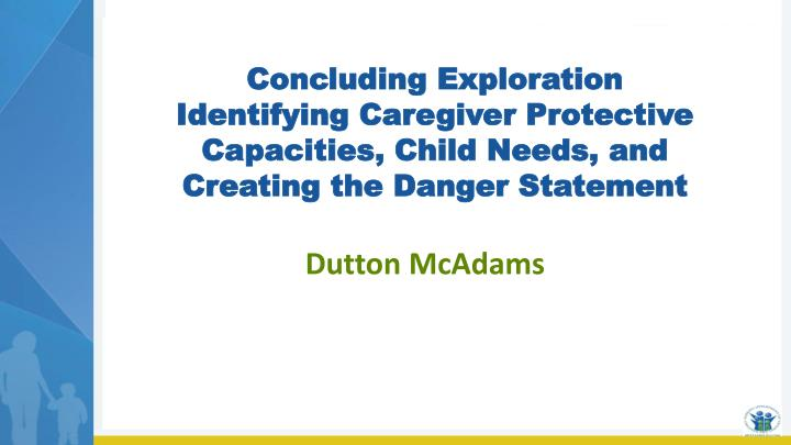 Concluding Exploration