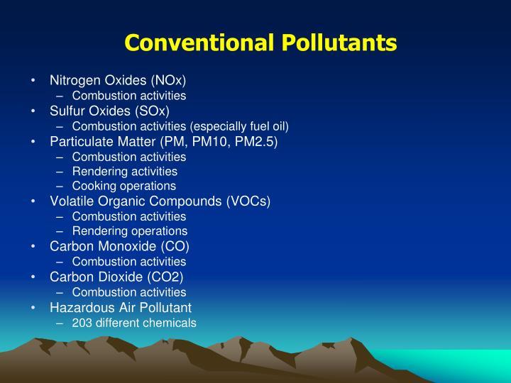 Nitrogen Oxides (NOx)