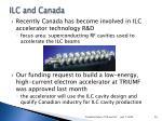 ilc and canada1