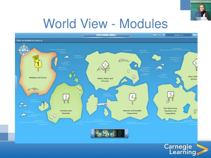 World View - Modules