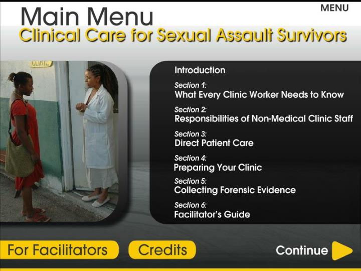 Janel smith mph rn clinical care for sexual a ssault s urvivors s pecialist