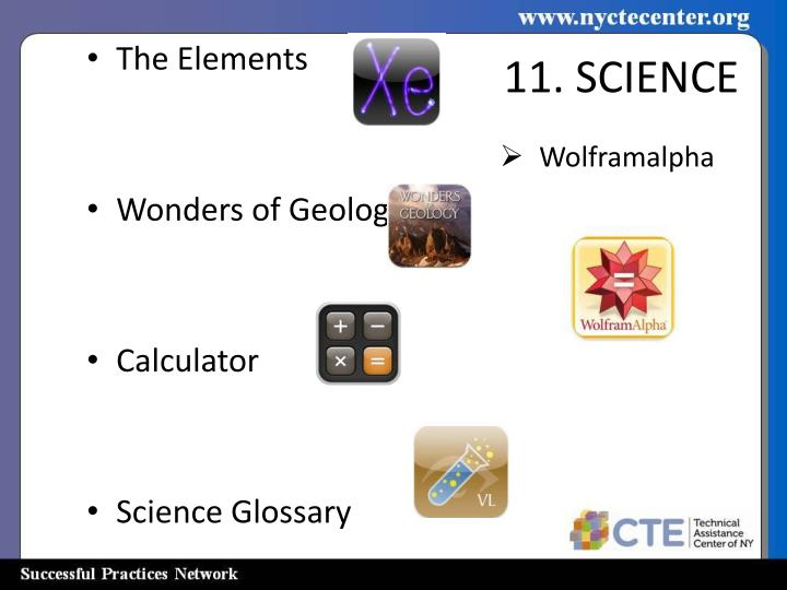 11. SCIENCE