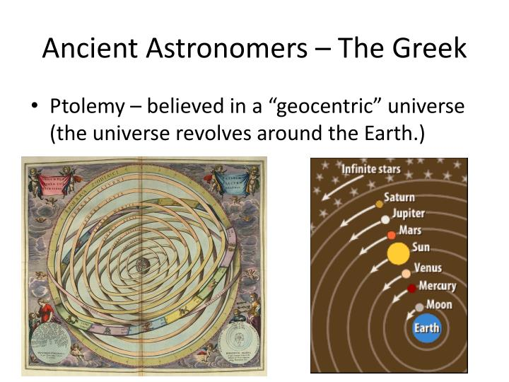 Ancient Astronomers – The Greek