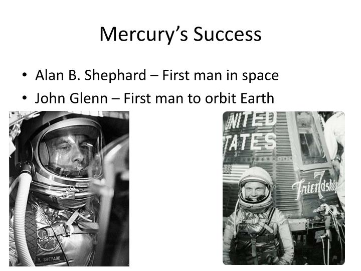 Mercury's Success