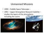 unmanned missions5