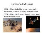 unmanned missions6