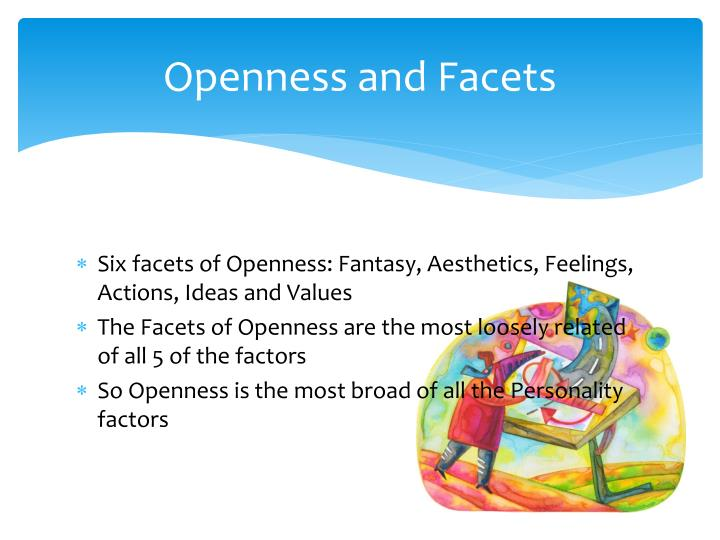 Openness and facets