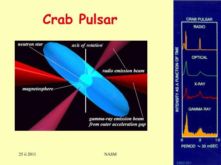 Crab Pulsar