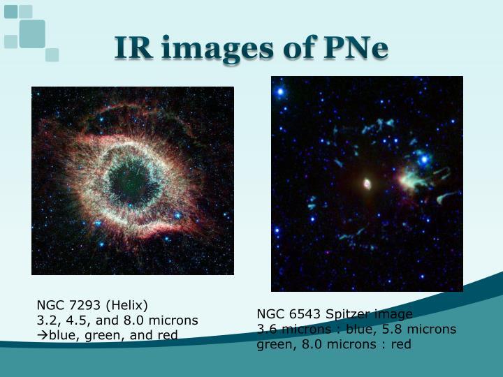 IR images of