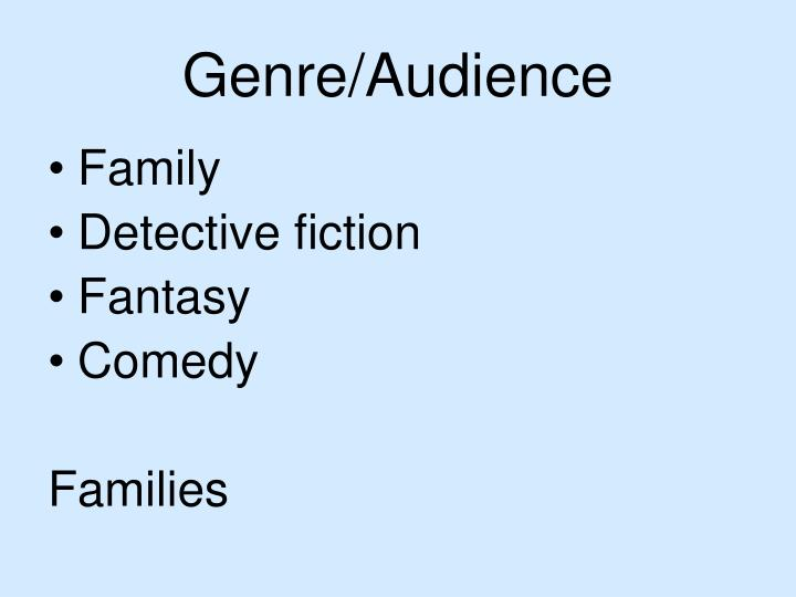 Genre/Audience