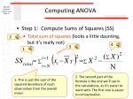 computing anova3
