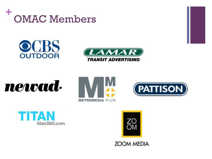 OMAC Members