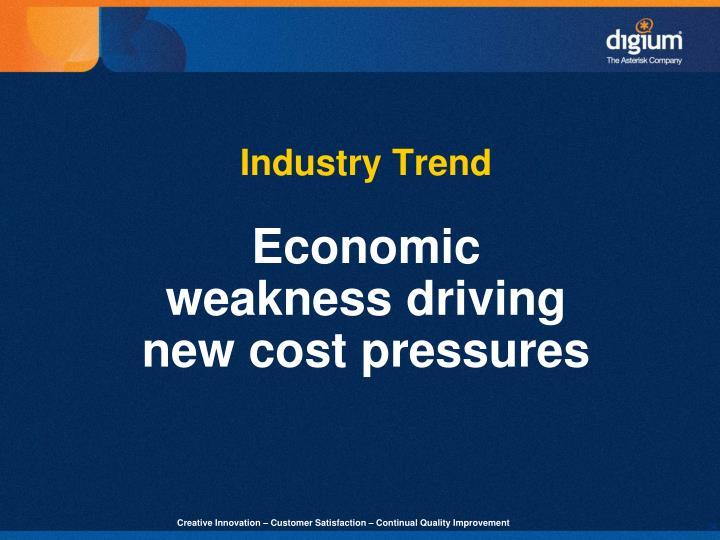 Industry Trend
