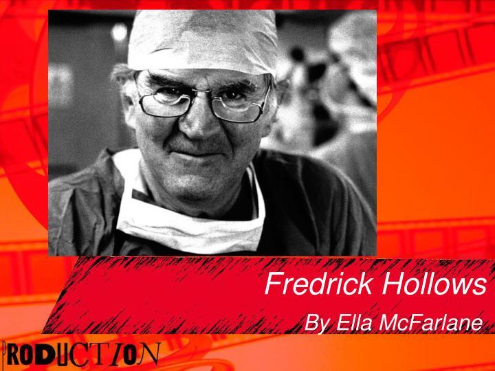 Fredrick Hollows