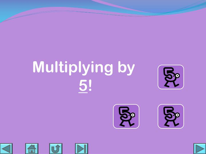 Multiplying by