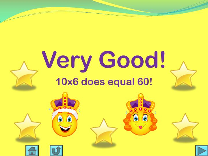 Very Good!