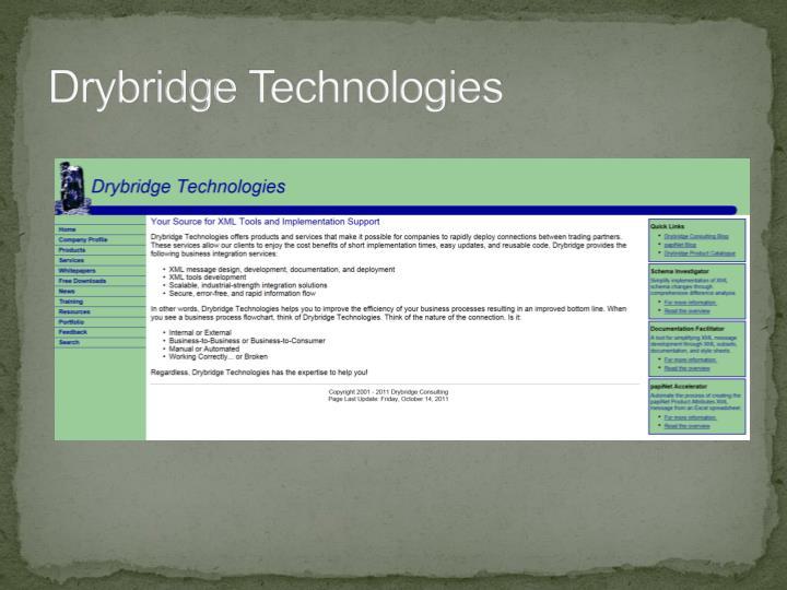Drybridge