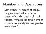 number and operations1