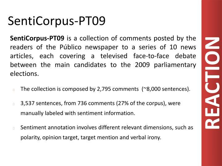 SentiCorpus-PT09