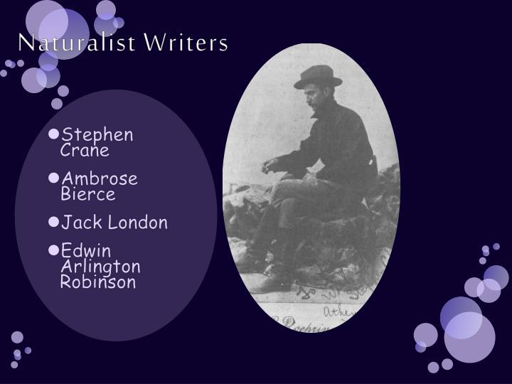 Naturalist Writers