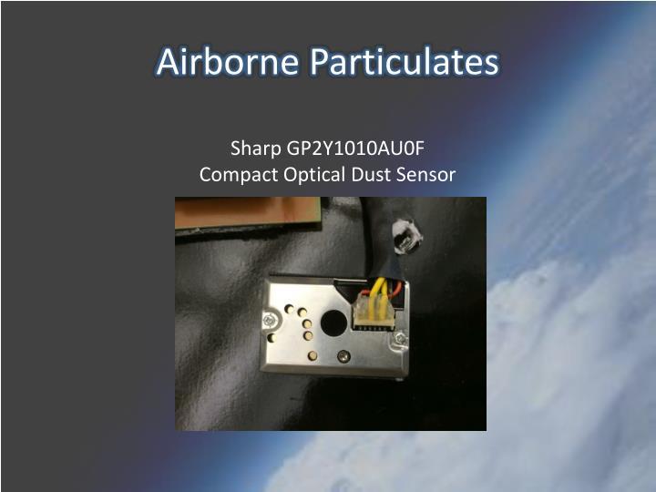 Airborne Particulates