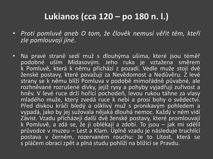 Lukianos
