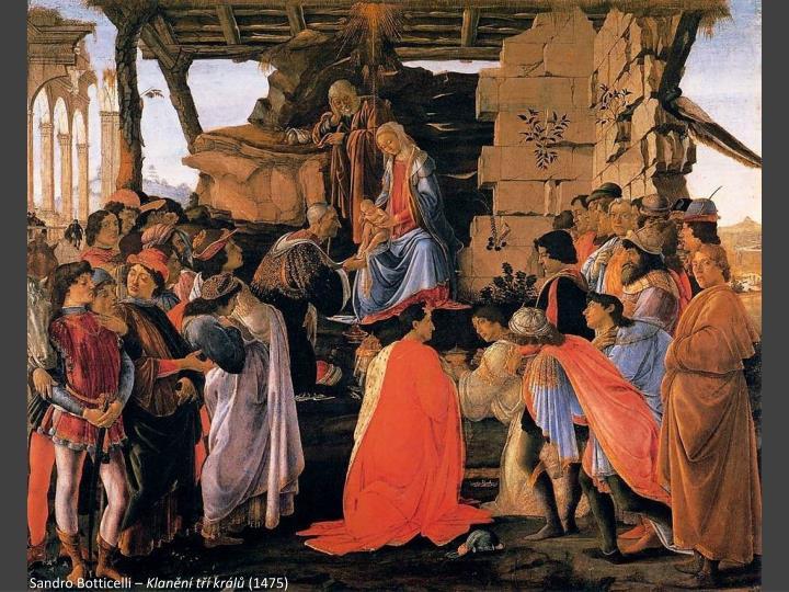 Sandro Botticelli –