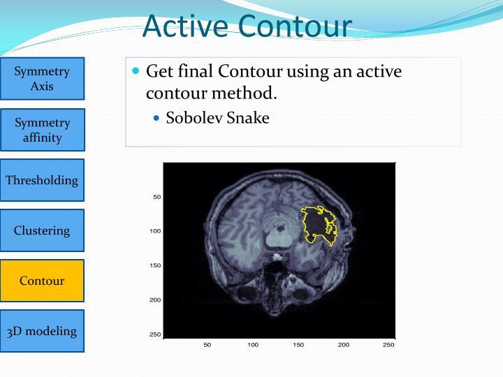 Active Contour
