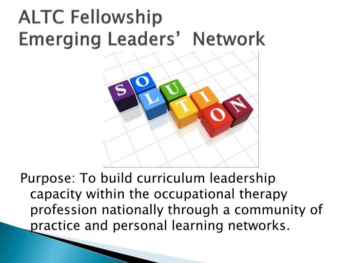 ALTC Fellowship