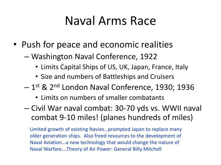 Naval Arms Race