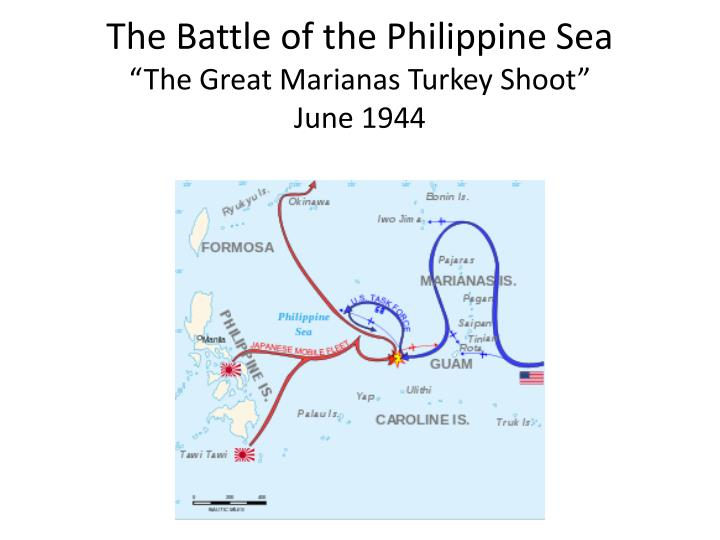 The Battle of the Philippine Sea