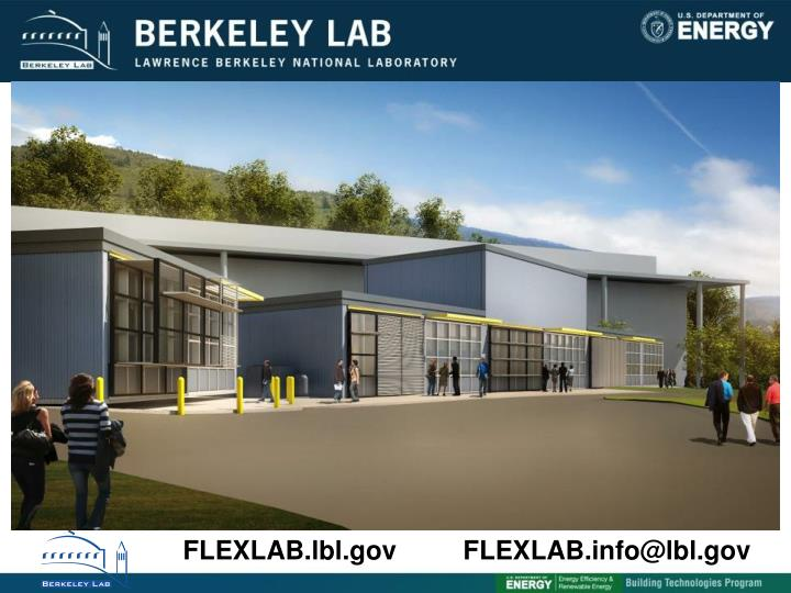 FLEXLAB.lbl.gov