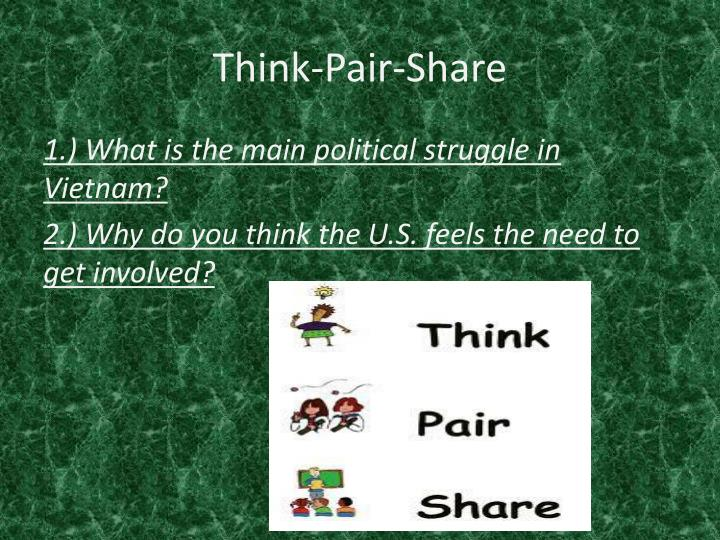 Think-Pair-Share