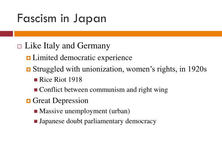 Fascism in