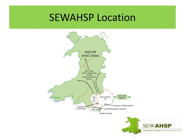 SEWAHSP Location