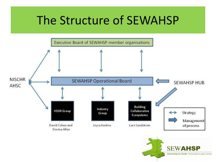 The Structure of SEWAHSP