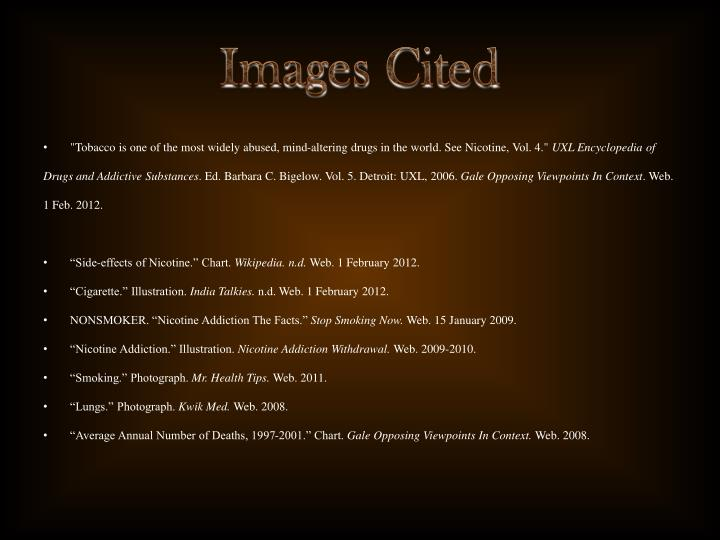 Images Cited