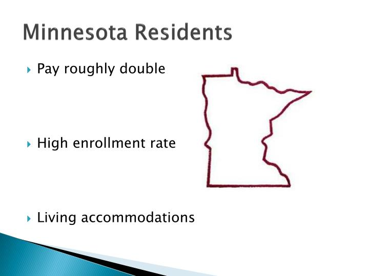 Minnesota Residents